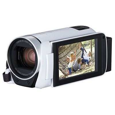 Save £50 at WEX Photo Video on Canon LEGRIA HF R806 HD Camcorder - White