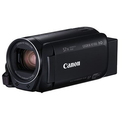 Save £50 at WEX Photo Video on Canon LEGRIA HF R86 HD Camcorder