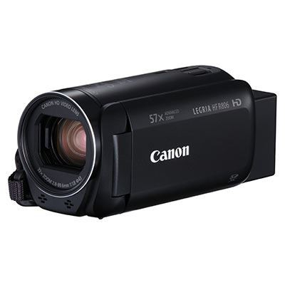 Save £50 at WEX Photo Video on Canon LEGRIA HF R806 HD Camcorder - Black