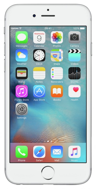 Save £50 at Argos on SIM Free iPhone 6S 32GB Mobile Phone - Silver