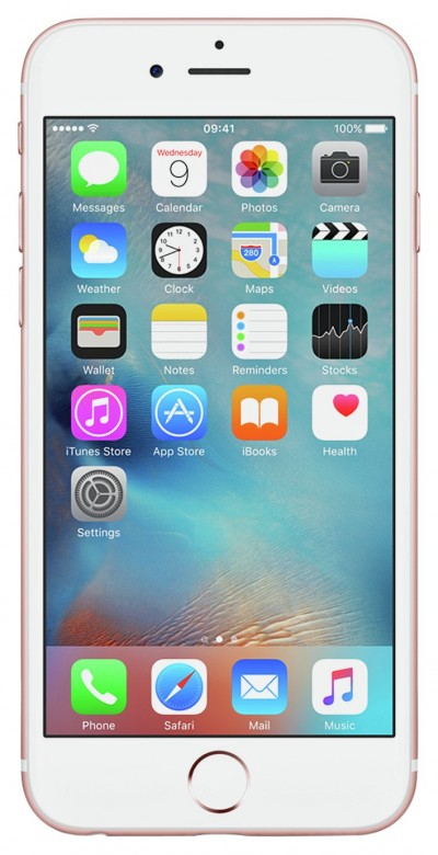 Save £50 at Argos on SIM Free iPhone 6s 32GB Mobile Phone - Rose Gold