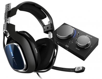Save £50 at Argos on Astro A40 TR PS4, PC Headset & MixAmp Pro