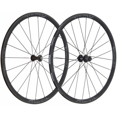 Save £59 at Wiggle on Vision Team 30 Clincher Road Wheelset Wheel Sets