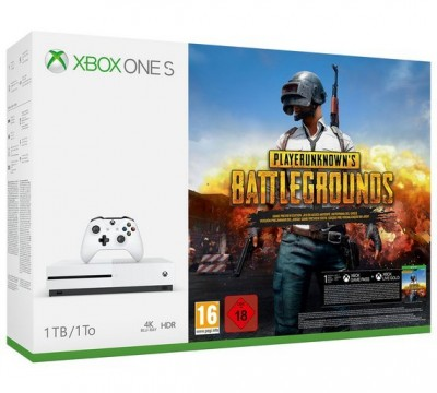 Save £40 at Argos on Xbox One S 1TB Console PlayerUnknown's Battlegrounds Bundle