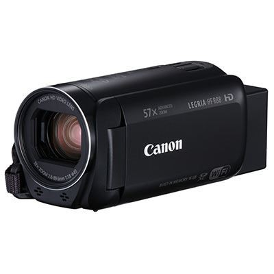 Save £50 at WEX Photo Video on Canon LEGRIA HF R88 HD Camcorder