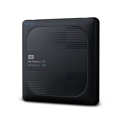 Save £28 at Ebuyer on WD My Passport Wireless Pro 4TB Portable External Hard Drive