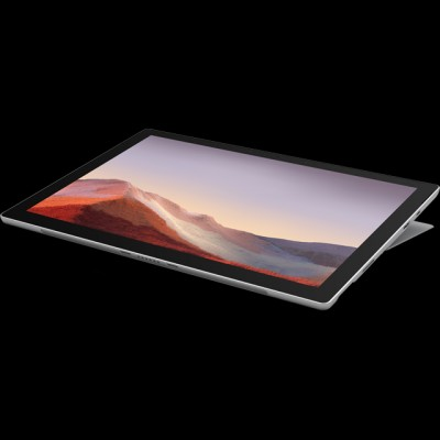 Save £190 at AO on Microsoft Surface Pro 7 Platinum 12.3