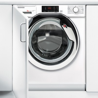 Save £79 at AO on Hoover HBWM914DC Integrated 9Kg Washing Machine with 1400 rpm - A+++ Rated