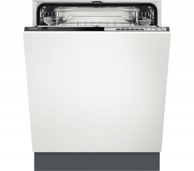 Save £50 at Currys on ZANUSSI ZDT24004FA Full-size Integrated Dishwasher