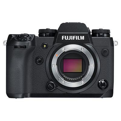 Save £100 at WEX Photo Video on Used Fujifilm X-H1 Digital Camera Body