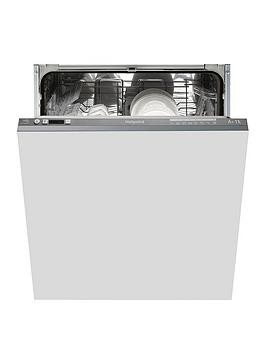 Save £40 at Very on Hotpoint Ltf8B019Uk 13-Place Full Size Integrated Dishwasher With Quick Wash - Graphite - Dishwasher Only
