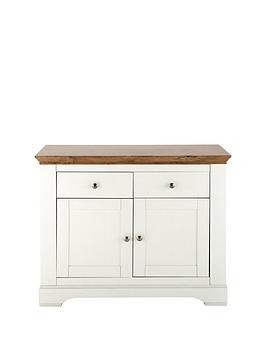 Save £30 at Very on Wiltshire 2 Door, 2 Drawer Compact Sideboard