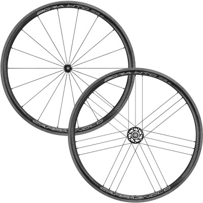 Save £386 at Wiggle on Campagnolo Bora WTO 33 Road Wheelset Wheel Sets