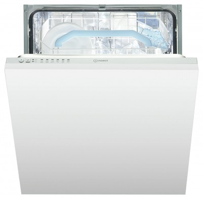 Save £70 at Argos on Indesit DIF16B1UK Full Size Integrated Dishwasher - White