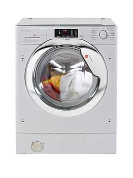 Save £70 at Very on Hoover Hbwm914Dc 9Kg Load, 1400 Spin Integrated Washing Machine - White - Washing Machine Only