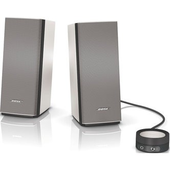 Save £20 at Sonic Direct on Bose COMPANION 20 Companion 20 Multimedia Speaker System in Silver