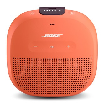 Save £10 at Sonic Direct on Bose SOUNDLKMICOR SoundLink Micro Bluetooth Wireless Speaker in Orange