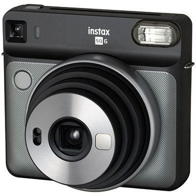 Save £14 at WEX Photo Video on Fujifilm Instax Square SQ6 Instant Camera - Graphite Grey