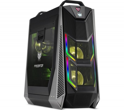 Save £1000 at Currys on Predator Orion 9000 Intel®? Core™? i9 RTX 2080 Ti Gaming PC - 4 TB HDD & 512 GB SSD
