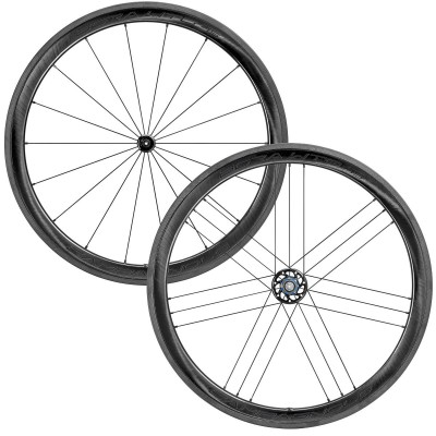 Save £239 at Wiggle on Campagnolo Bora WTO 45 DB Road Wheelset Wheel Sets
