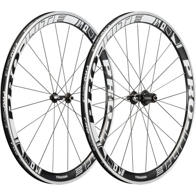 Save £37 at Wiggle on Pro Lite Bracciano A42W Aero Road Wheelset Wheel Sets