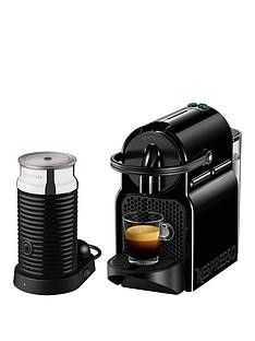 Save £41 at Very on Nespresso Inissia and Aeroccino 3 Coffee Machine by Magimix - Black