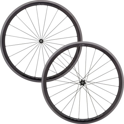 Save £300 at Wiggle on Prime BlackEdition 38 Carbon Wheelset Wheel Sets