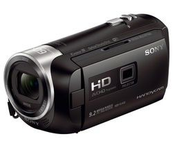 Save £39 at Currys on SONY HDR-PJ410B Camcorder - Black