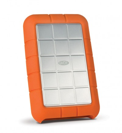 Save £17 at Ebuyer on LaCie Rugged Triple 1TB FireWire 800 + USB 3.0 Portable External Hard Drive