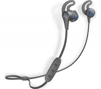 Save £15 at Currys on JAYBIRD X4 Wireless Bluetooth Headphones - Metallic Glacier Silver, Silver