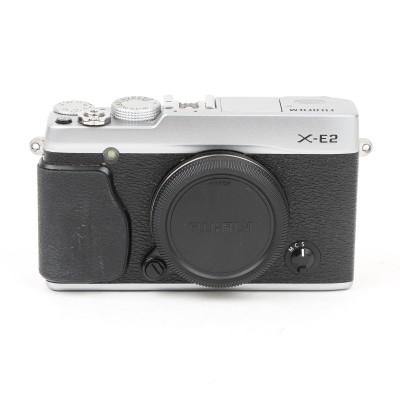 Save £30 at WEX Photo Video on Used Fuji X-E2 Digital Camera Body - Silver