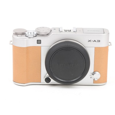 Save £50 at WEX Photo Video on Used Fuji X-A3 Digital Camera - Brown