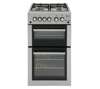 Save £41 at Currys on FLAVEL MLB51NDS Gas Cooker - Silver, Silver