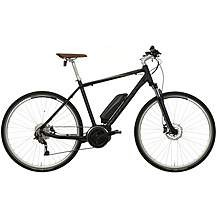 Save £201 at Halfords on Carrera Crossfuse Mens Electric Hybrid Bike -