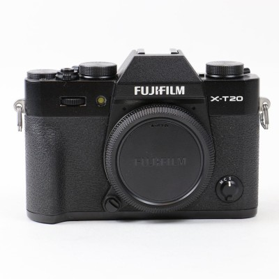 Save £43 at WEX Photo Video on Used Fujifilm X-T20 Digital Camera Body - Black