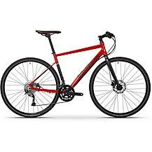 Save £120 at Halfords on Boardman HYB 8.6 Hybrid Bike - Red