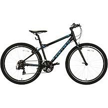 Save £75 at Halfords on Carrera Axle Mens Hybrid Bike - Black - 16
