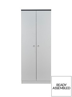 Save £22 at Very on SWIFT Napoli Ready Assembled 2 Door Wardrobe