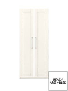 Save £30 at Very on Frodsham Ready Assembled 2 Door Wardrobe