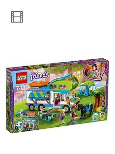 Save £7 at Very on LEGO Friends 41339 Mia's Camper Van