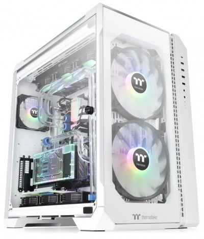 Save £26 at Ebuyer on ThermalTake View 51 Snow Mid Tower Windowed PC Gaming Case