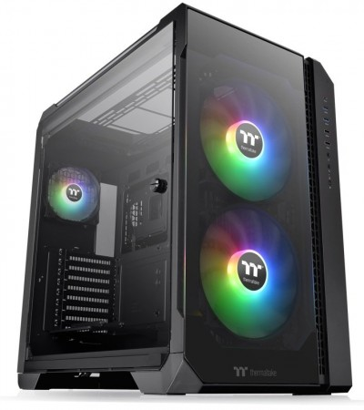 Save £21 at Ebuyer on ThermalTake View 51 Mid Tower Windowed PC Gaming Case