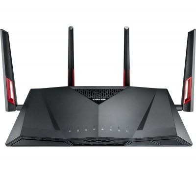 Save £30 at Currys on ASUS RT-AC88U Wireless Cable & Fibre Router
