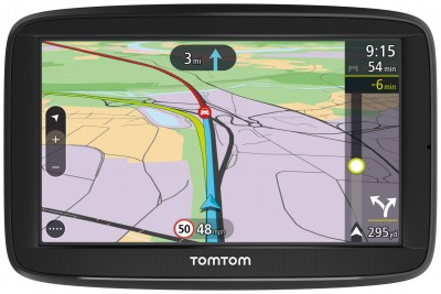 Save £10 at Argos on TomTom VIA 52 5in Traffic Western EU Lifetime Maps Sat Nav