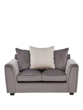 Save £400 at Very on Odion Fabric 2 Seater Scatter Back Sofa