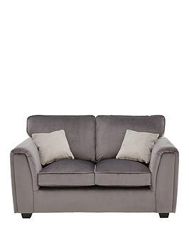 Save £400 at Very on Odion Fabric 2 Seater Standard Back Sofa