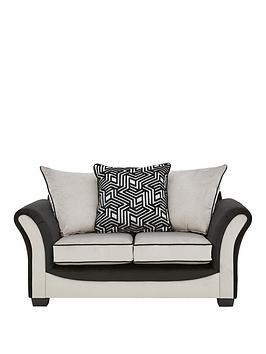 Save £200 at Very on Atmos Fabric 2 Seater Scatter Back Sofa