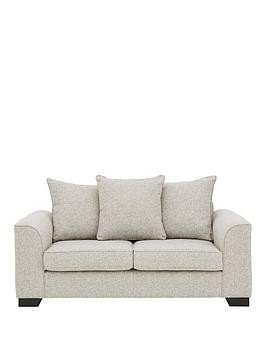 Save £200 at Very on Caspian Fabric 2 Seater Scatter Back Sofa
