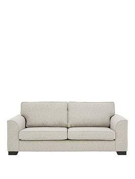 Save £280 at Very on Caspian Fabric 3 Seater Standard Back Sofa
