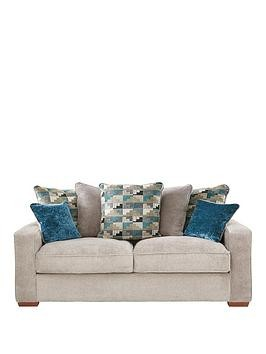 Save £150 at Very on Miller Fabric 3 Seater Sofa